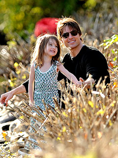 Tom Cruise Calls Suri His Fountain of Youth