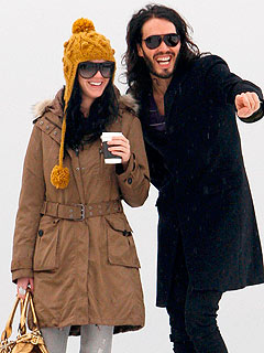 Russell Brand and Katy Perry Are Engaged