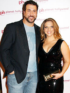 Joey Fatone Welcomes a Daughter