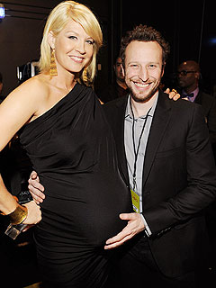 Jenna Elfman Welcomes Second Son