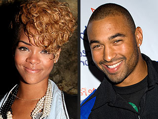 Dodgers Star Matt Kemp Calls Rihanna 'Just a Friend'