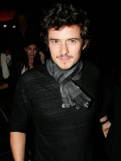 Orlando Bloom's Night on the Town in West Hollywood