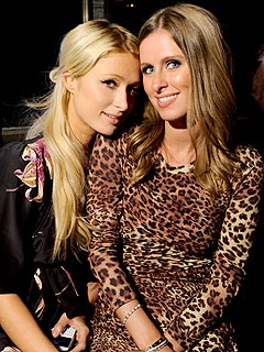Paris & Nicky Hilton Double Date