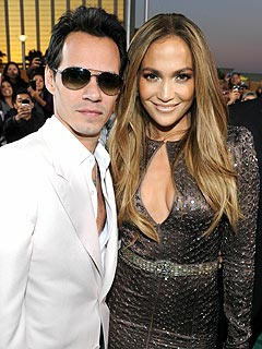 Jennifer Lopez, Marc Anthony Split