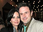 Courteney Cox and David Arquette Share a 'Cordial' Lunch | Courteney Cox, David Arquette