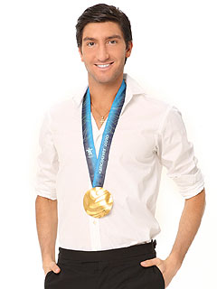 Dancing: Evan Lysacek Is Ready to (Sci-Fi) Rumba