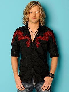 American Idols Casey James Says Third Place Is All Right withHim