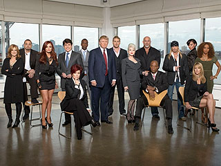 PHOTO: The Cast of Celebrity&nbsp;Apprentice