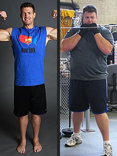 Biggest Loser's Erik Chopin Faces Weight-Loss Struggle Again