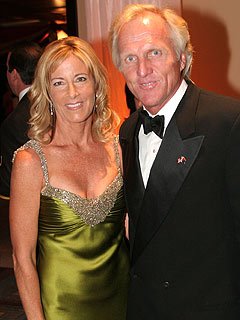 Report: Greg Norman and Chris Evert Finalize Divorce