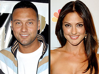 Derek Jeter Wedding? Or a Big Error?