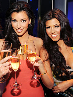 Kim Kardashian: Kourtney Is Not Engaged
