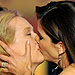 Meryl Streep, Sandra Bullock Seal Tie for Best Actress with a Kiss