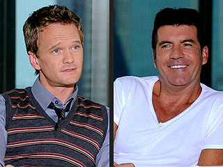 Idol's Texas Showdown: Simon vs. Neil Patrick Harris