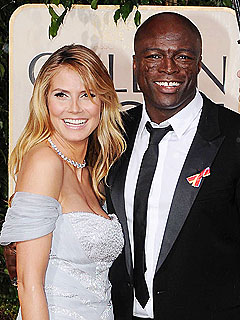 Heidi Klum and Seal Are Taking Their Love to TV