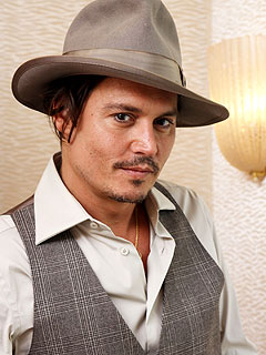 Johnny Depp to Light Up Cannes?