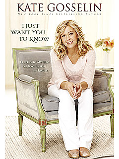 Kate Gosselin to Release Personal New Book