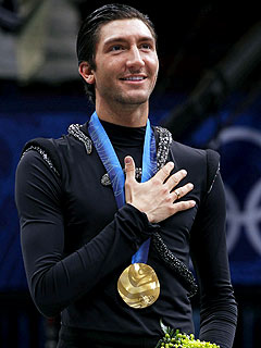Evan Lysacek: Mission Accomplished