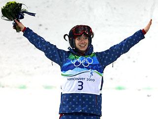 Meet America's First Gold Medalist: Hannah Kearney