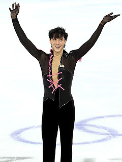 Johnny Weir Responds to Mocking Broadcasters