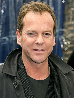 24 Shooting Halts for Kiefer Sutherland&#39;s Minor Surgery