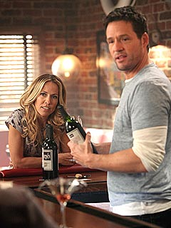 FIRST PHOTO: Sheryl Crow Kisses & Tells on Cougar Town