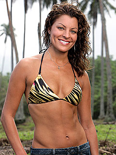 Survivor's Stephenie: 'I Knew I Was Going'
