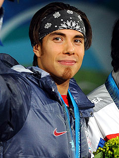 Apolo Anton Ohno Wins Record Seventh Medal
