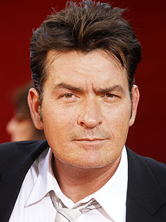 Charlie Sheen Dons Mustache – for Fun – Not to Hide Rumored Affair