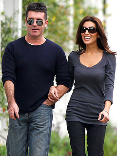 Simon Cowell Admits He's 'Smitten' with Bride-to-Be