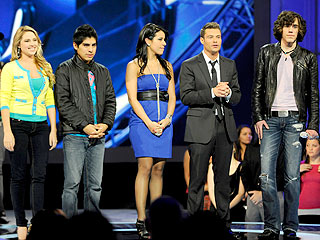 American Idol: The First Four Gone Meet The&nbsp;Press