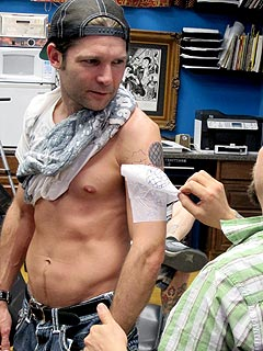 Corey Feldman's New Tattoo Translated