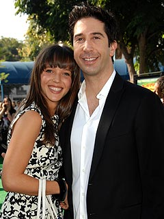 David Schwimmer Secretly Married Girlfriend Zoe Buckman