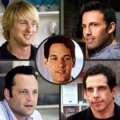 POLL: Which of Jen Aniston's Leading Men Is Your Favorite?