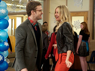 FIRST LOOK: Justin Timberlake and Cameron Diaz's Booty-Shakin Scene