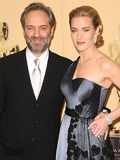Kate Winslet and Sam Mendes 'Just Grew Apart'