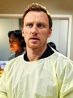 Grey's Anatomy: Kevin McKidd Goes Behind the Camera