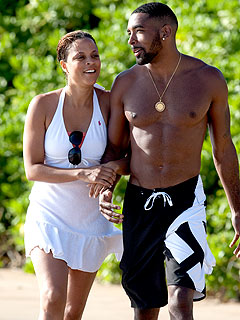 Shaunie O'Neal Vacations in Maui with Her Boyfriend