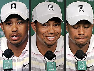 Body Language Expert Rates Tiger Woods's Moves