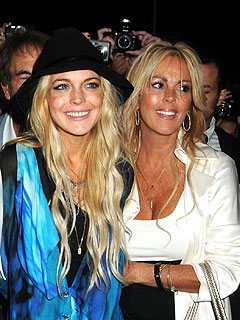 Dina Lohan: Lindsay Is Not a Bad Influence on Her Sister