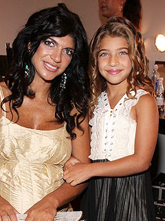 Real Housewife Teresa Giudice Says Four Kids Is Enough