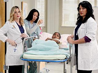 Grey's Anatomy: Callie & Arizona's BabyDrama