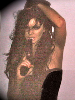 PHOTO: Lindsay Lohan with Gun to Her Mouth