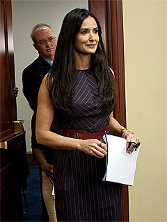 QUOTED: Demi Moore Speaks Out on &#39;Dirty Little Secret&#39;