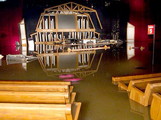Historic Opry Symbol Survives Nashville Flood