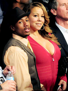 Mariah Carey Is Pregnant, Husband Nick Cannon Speaks Out About Rumors