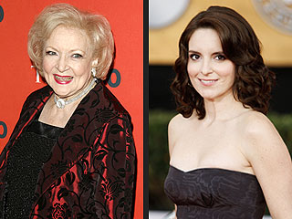 QUOTED: Tina Fey Wins a Comedy Prize &#8211; Thanks to Betty White