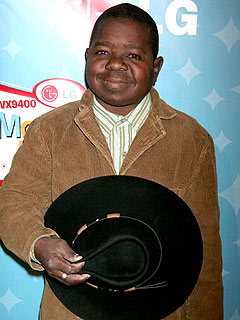 Gary Coleman Cited for Disorderly Conduct