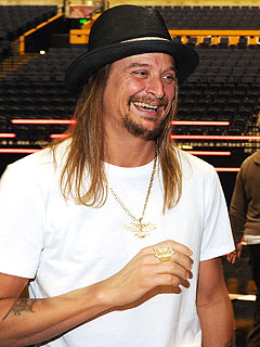 Kid Rock Says He'll Be 'Pretty Well Behaved' Hosting CMT Music Awards