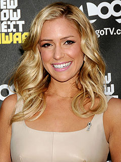 Kristin Cavallari Catches a Burlesque Show